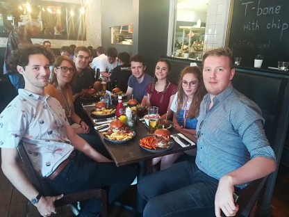 group lunch aug 2019